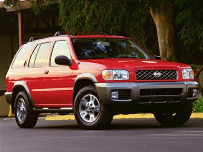2001 Nissan Pathfinder Information