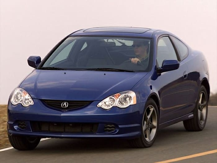 2002 acura rsx type s 2dr coupe pricing and options. Black Bedroom Furniture Sets. Home Design Ideas