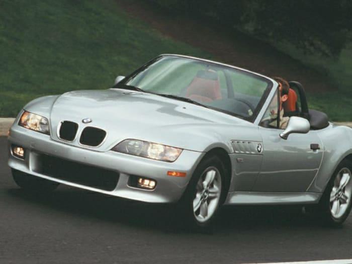 2002 Bmw Z3 New Car Test Drive