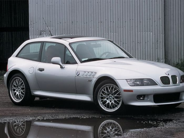 2002 Bmw Z3 3 0i 2dr Coupe For Sale