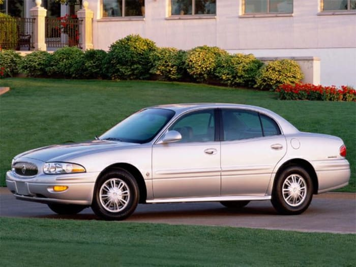 2002 buick lesabre information. Black Bedroom Furniture Sets. Home Design Ideas