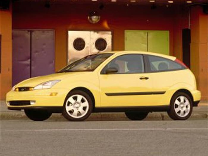 2003 ford focus new car test drive. Black Bedroom Furniture Sets. Home Design Ideas