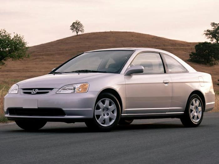 2002 honda civic ex 2dr coupe safety recalls. Black Bedroom Furniture Sets. Home Design Ideas
