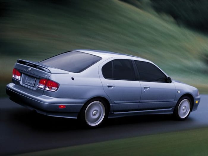 2002 Infiniti G20 New Car Test Drive