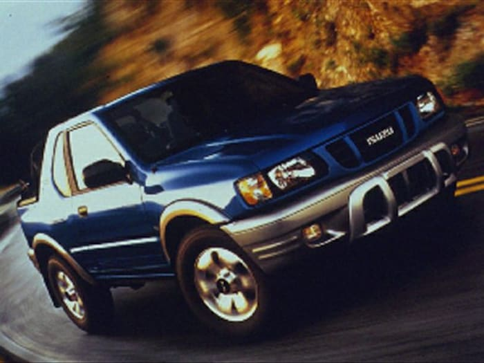 2002 Isuzu Rodeo Sport Specs And Prices Autoblog
