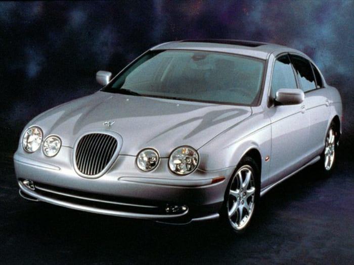 2002 jaguar s type 3 0l v6 4dr sedan information. Black Bedroom Furniture Sets. Home Design Ideas