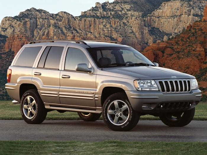 2002 jeep grand cherokee overland 4dr 4x4 specs and prices. Black Bedroom Furniture Sets. Home Design Ideas