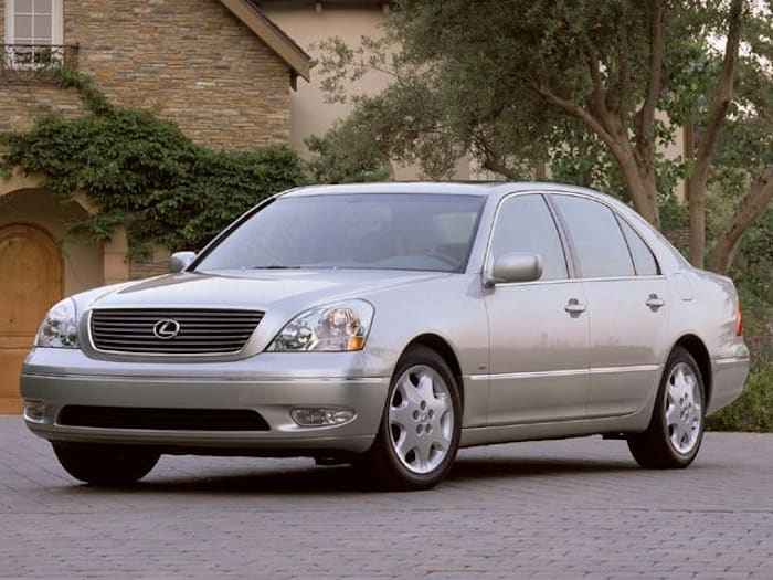 2002 lexus ls 430 specs and prices. Black Bedroom Furniture Sets. Home Design Ideas