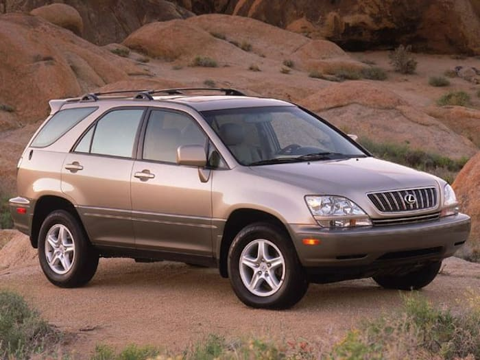 2002 lexus rx 300 crash test ratings. Black Bedroom Furniture Sets. Home Design Ideas