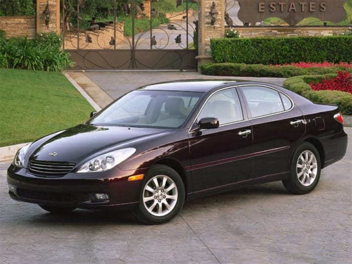 2002 lexus es 300 information. Black Bedroom Furniture Sets. Home Design Ideas