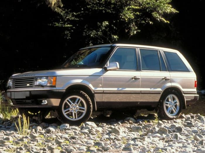 2002 Land Rover Range Rover 4 6 Hse 4dr All