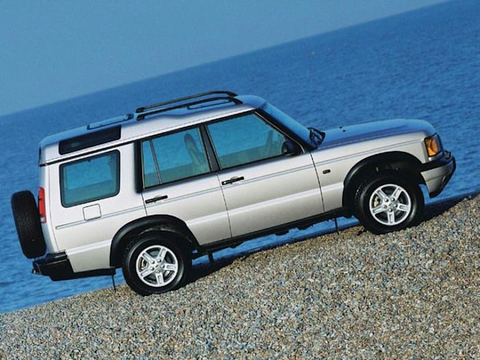 2002 Land Rover Discovery Series Ii Sd 4dr All
