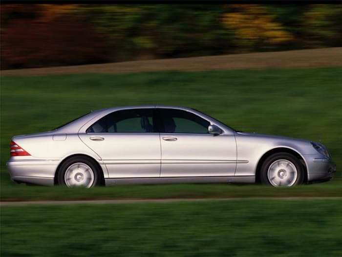 2002 mercedes benz s class new car test drive. Black Bedroom Furniture Sets. Home Design Ideas