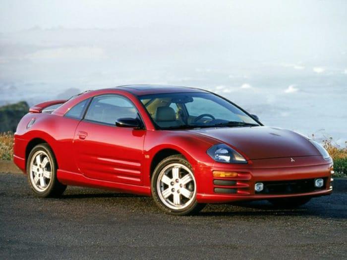 Mitsubishi Eclipse Cost >> 2002 Mitsubishi Eclipse Information