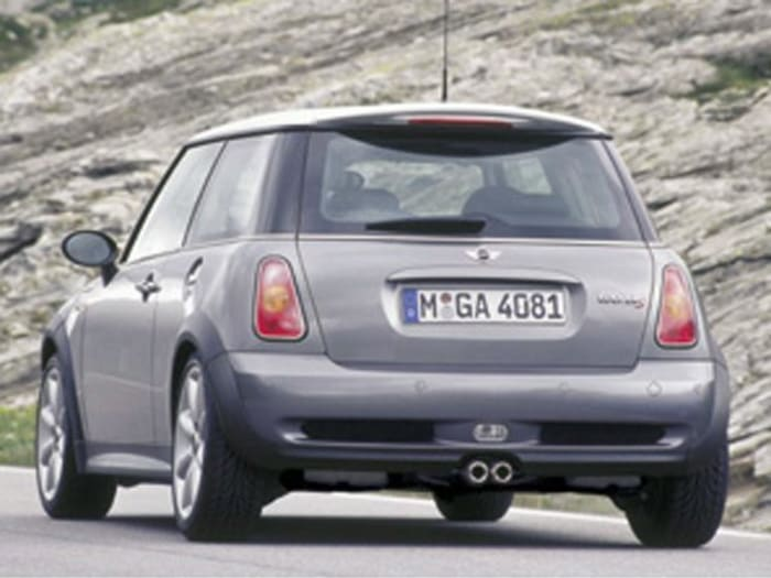 2004 MINI Cooper S Specs and Prices