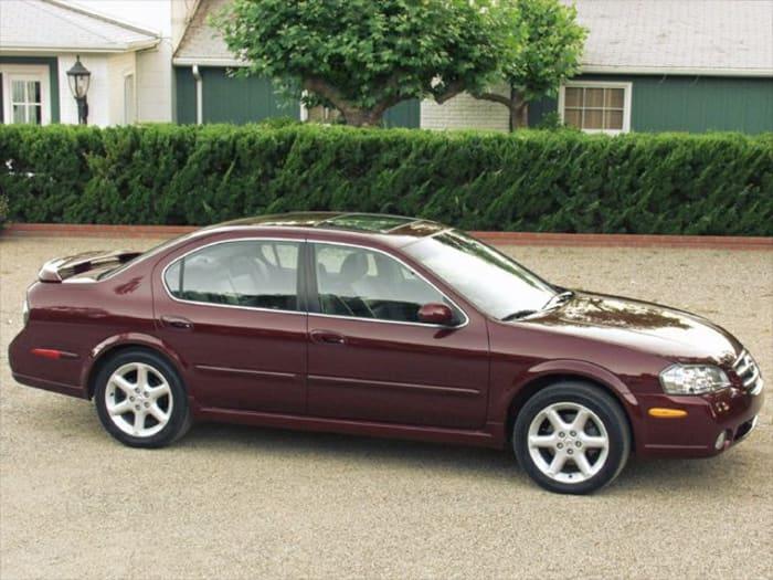 2002 Nissan Maxima Safety Features | Autoblog