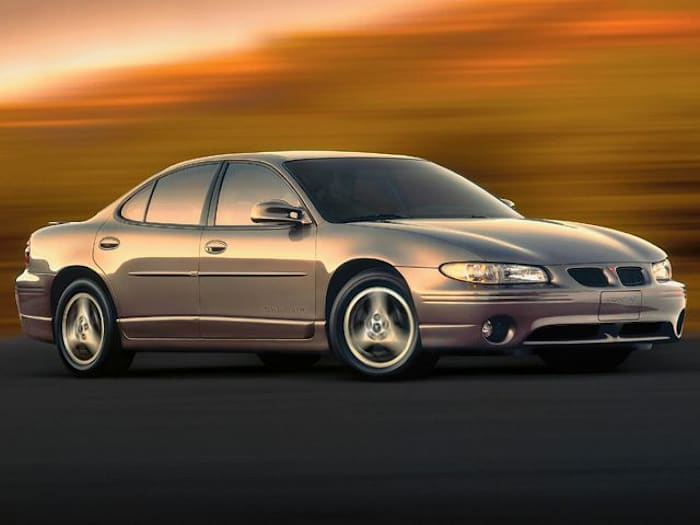 2002 pontiac grand prix gt 4dr sedan information. Black Bedroom Furniture Sets. Home Design Ideas