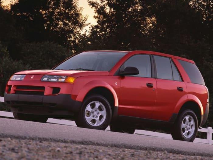 2002 saturn vue new car test drive. Black Bedroom Furniture Sets. Home Design Ideas