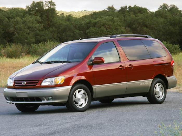 2003 toyota sienna specs and prices. Black Bedroom Furniture Sets. Home Design Ideas
