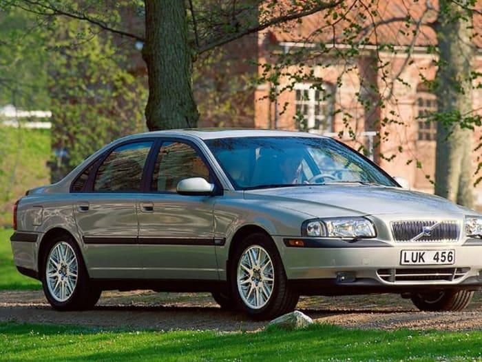 2002 volvo s80 new car test drive. Black Bedroom Furniture Sets. Home Design Ideas