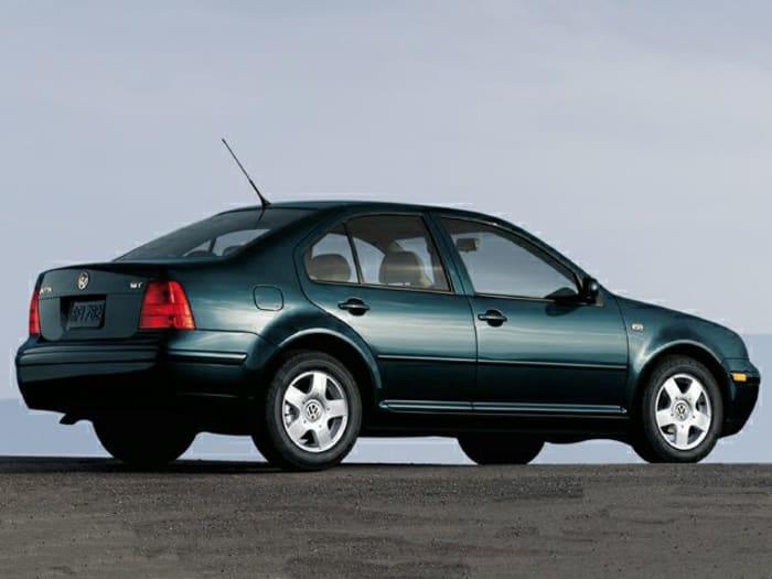 2002 Volkswagen Jetta Specs and Prices