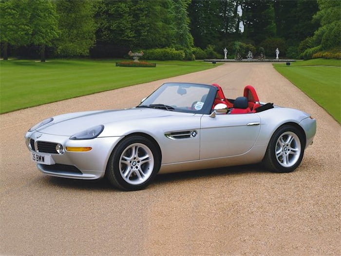 2003 Bmw Z8 Specs And Prices