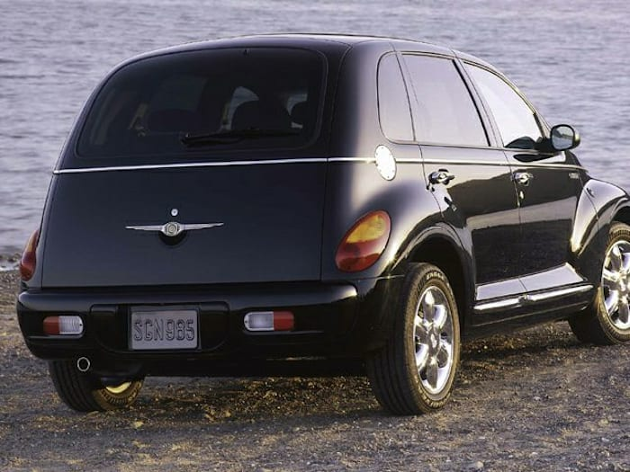 2003 chrysler pt cruiser information. Black Bedroom Furniture Sets. Home Design Ideas