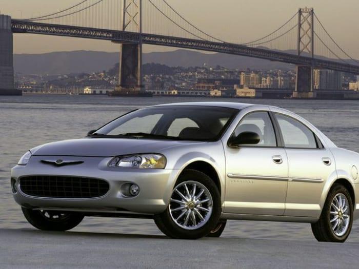 2003 chrysler sebring new car test drive. Black Bedroom Furniture Sets. Home Design Ideas