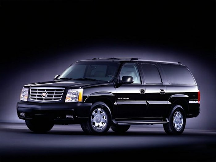 2004 cadillac escalade esv specs and prices. Black Bedroom Furniture Sets. Home Design Ideas