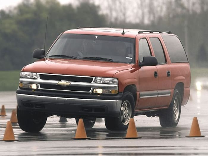 2006 chevrolet suburban 2500 safety features. Black Bedroom Furniture Sets. Home Design Ideas