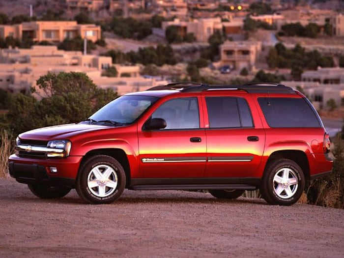 2004 chevrolet trailblazer ext specs and prices. Black Bedroom Furniture Sets. Home Design Ideas