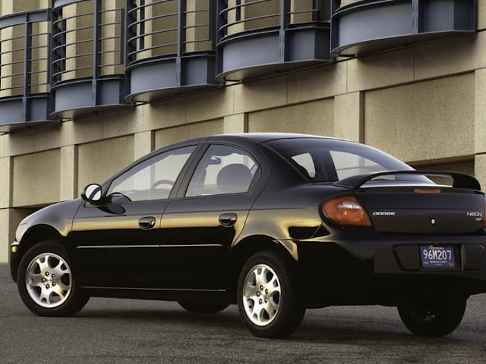 2003 dodge neon new car test drive. Black Bedroom Furniture Sets. Home Design Ideas