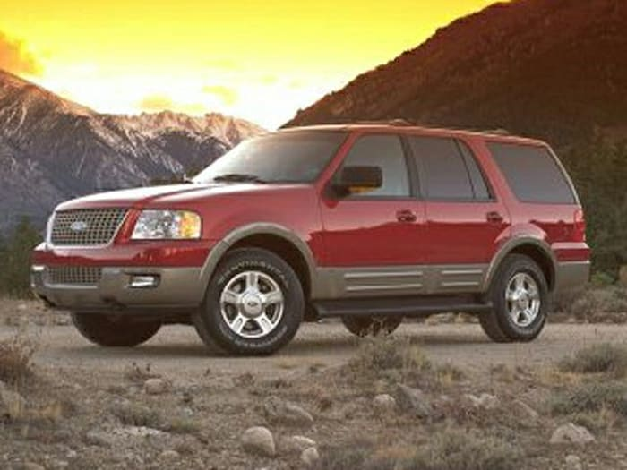 2003 Ford Expedition Information