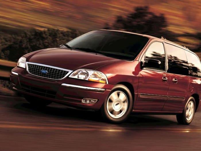 2003 ford windstar new car test drive. Black Bedroom Furniture Sets. Home Design Ideas