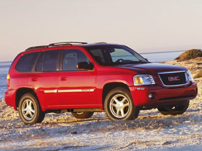 2004 gmc envoy specs and prices. Black Bedroom Furniture Sets. Home Design Ideas