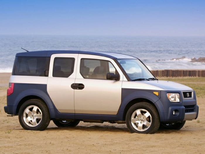 2003 honda element new car test drive. Black Bedroom Furniture Sets. Home Design Ideas