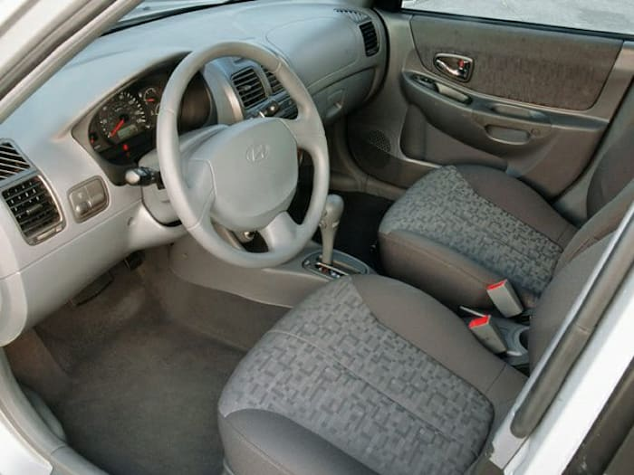 2004 Hyundai Accent Gl 4dr Sedan Specs And Prices