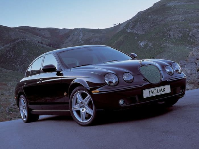 2004 jaguar s type new car test drive. Black Bedroom Furniture Sets. Home Design Ideas