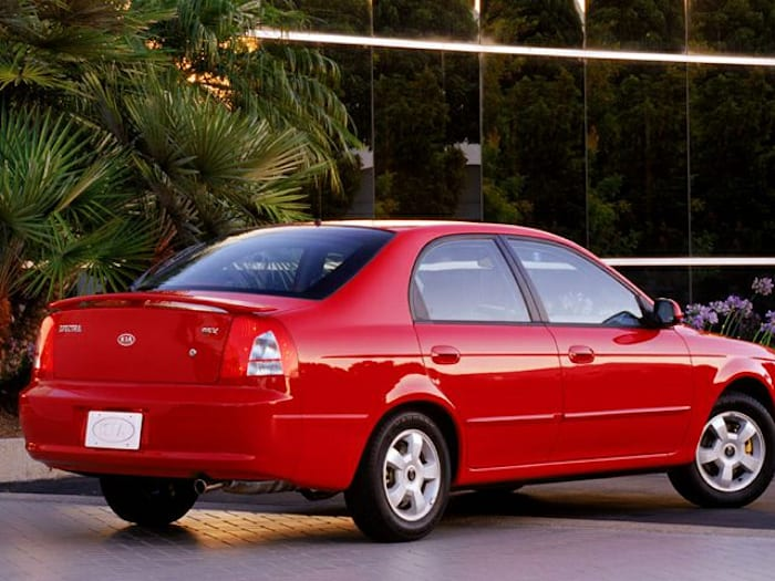 2003 kia spectra gs 4dr liftback pictures. Black Bedroom Furniture Sets. Home Design Ideas