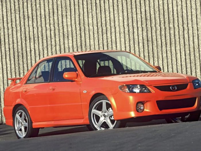2003 mazda mazdaspeed protege information. Black Bedroom Furniture Sets. Home Design Ideas