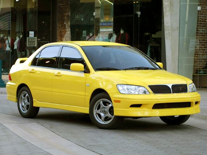 2004 mitsubishi lancer oz rally 4dr sedan specs and prices. Black Bedroom Furniture Sets. Home Design Ideas