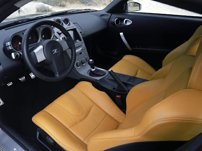 2005 Nissan 350Z Specs and Prices