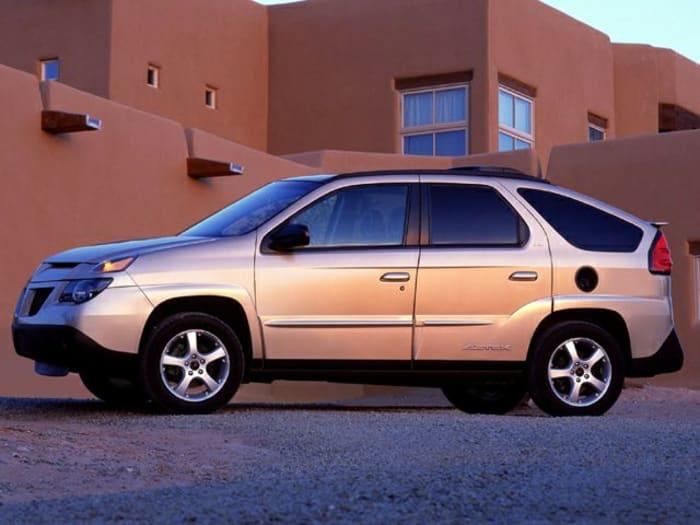 2003 pontiac aztek new car test drive. Black Bedroom Furniture Sets. Home Design Ideas