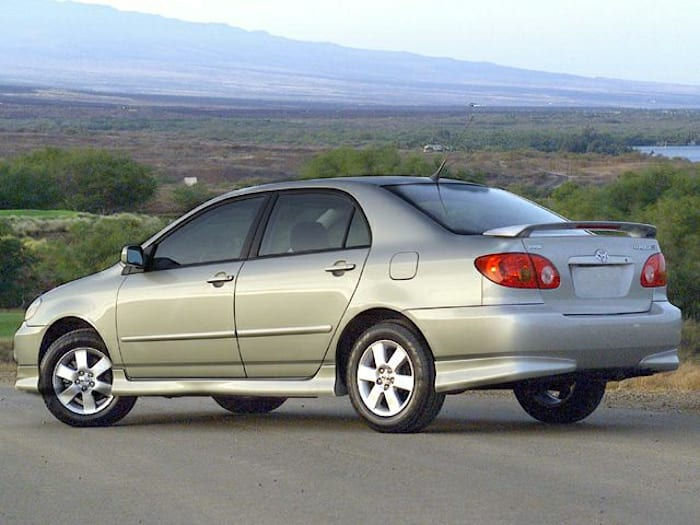 2003 toyota corolla safety recalls. Black Bedroom Furniture Sets. Home Design Ideas
