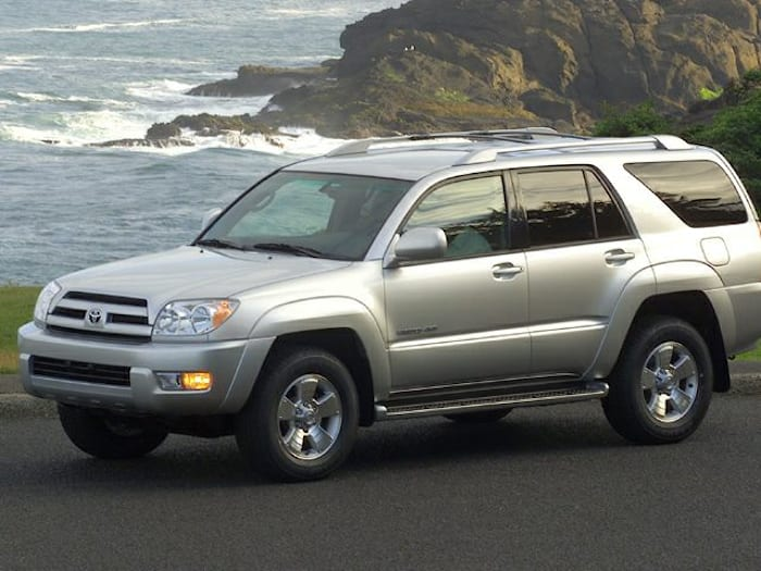 2003 toyota 4runner limited v8 4x4 for sale. Black Bedroom Furniture Sets. Home Design Ideas