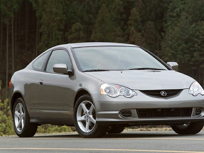 2004 acura rsx new car test drive. Black Bedroom Furniture Sets. Home Design Ideas