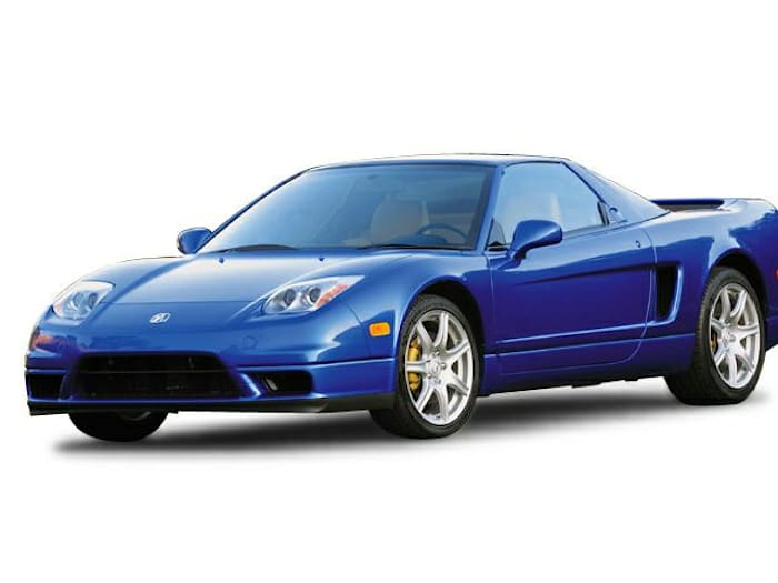 2004 Acura NSX-T Specs and Prices