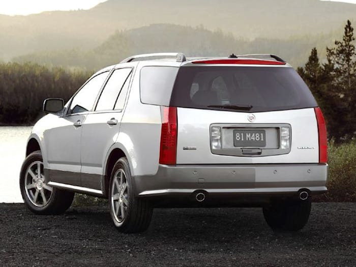 2004 cadillac srx information. Black Bedroom Furniture Sets. Home Design Ideas