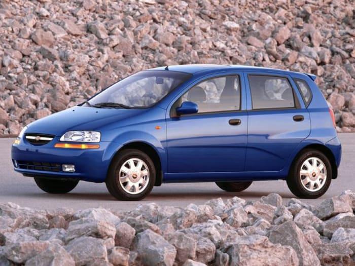 2007 chevrolet aveo 5 new car test drive. Black Bedroom Furniture Sets. Home Design Ideas