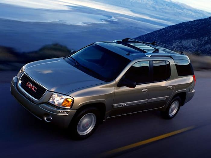 2004 gmc envoy xuv specs and prices. Black Bedroom Furniture Sets. Home Design Ideas